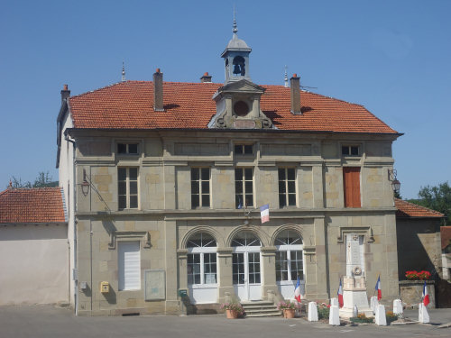 Mairie de Larivière, photo E. Ozenne