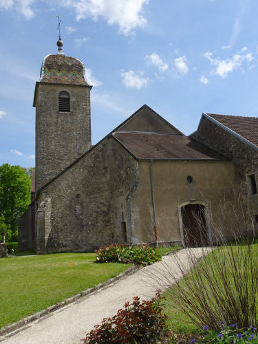 Eglise de Lavoncourt, photo O. Pernot