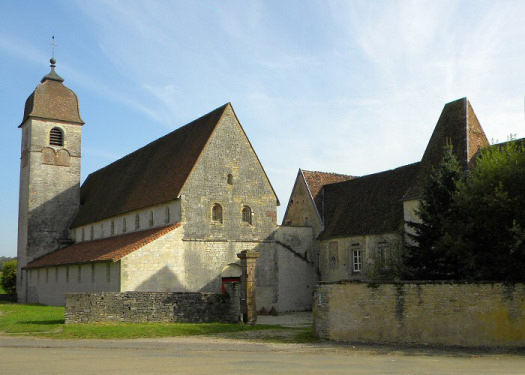 L'église de Marast, photo D. Bion