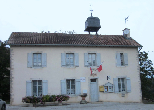 La mairie d'Oricourt, photo J. Masset