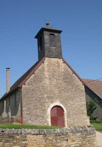 La chapelle de Placey, photo B. Mougey