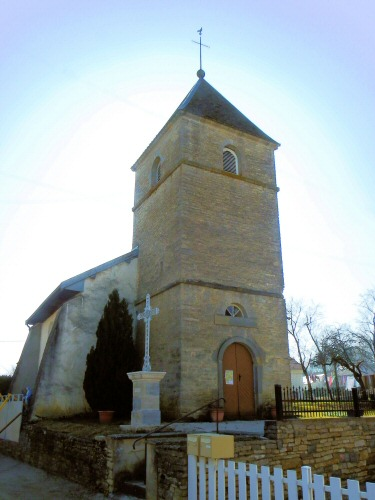 La chapelle de Villers-Bouton, photo D. Bion