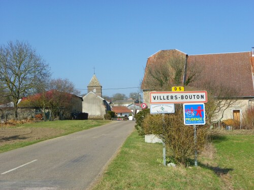 Le village de Villers-Bouton, photo D. Bion